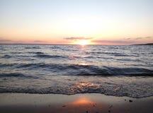 Όμορφη ηλιοφάνεια Στοκ εικόνα με δικαίωμα ελεύθερης χρήσης