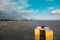 Όμορφη θάλασσα Στοκ Φωτογραφία