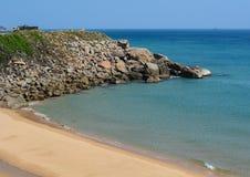 Όμορφη θάλασσα σε γεν Phu, Βιετνάμ Στοκ φωτογραφία με δικαίωμα ελεύθερης χρήσης