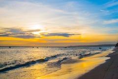 Όμορφη θάλασσα Στοκ Εικόνες