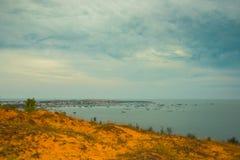 Όμορφη θάλασσα Στοκ εικόνες με δικαίωμα ελεύθερης χρήσης