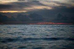 Όμορφη θαλάσσια άποψη Στοκ φωτογραφία με δικαίωμα ελεύθερης χρήσης