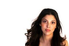όμορφη ισπανική γυναίκα Στοκ φωτογραφία με δικαίωμα ελεύθερης χρήσης