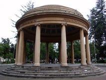 Όμορφη καλυμμένη δια θόλου δομή, Templo de Música Στοκ Φωτογραφία