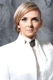 Όμορφη καυκάσια γυναίκα Στοκ Εικόνες