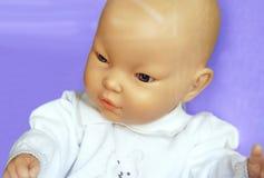 όμορφη κούκλα μωρών Στοκ Εικόνα