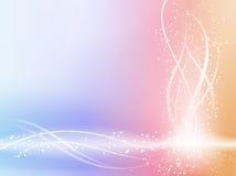 όμορφη κρητιδογραφία ανα&sigm Στοκ εικόνα με δικαίωμα ελεύθερης χρήσης