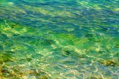 Όμορφη κυματωγή θάλασσας Στοκ Εικόνες