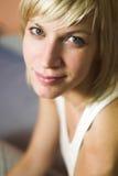 όμορφη κυρία Στοκ Φωτογραφίες