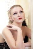 Όμορφη κυρία Στοκ φωτογραφία με δικαίωμα ελεύθερης χρήσης