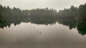 όμορφη λίμνη Στοκ εικόνα με δικαίωμα ελεύθερης χρήσης