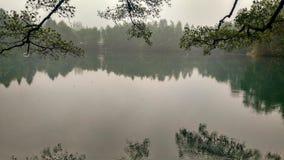 όμορφη λίμνη Στοκ Φωτογραφίες