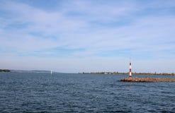 Όμορφη λίμνη Balaton Στοκ εικόνα με δικαίωμα ελεύθερης χρήσης