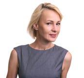 Όμορφη μέση επιχειρησιακή γυναίκα ηλικίας Στοκ φωτογραφία με δικαίωμα ελεύθερης χρήσης
