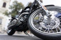 όμορφη μοτοσικλέτα στοκ φωτογραφία