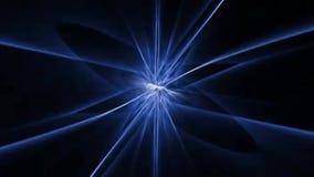 Όμορφη μπλε αφηρημένη ανακυκλωμένη υπόβαθρο ζωτικότητα ελεύθερη απεικόνιση δικαιώματος