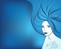 όμορφη μόδα κάτω από τη γυναίκ Στοκ εικόνες με δικαίωμα ελεύθερης χρήσης