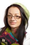 Όμορφη νέα γυναίκα στοκ φωτογραφία με δικαίωμα ελεύθερης χρήσης