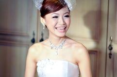 Όμορφη νύφη Στοκ φωτογραφία με δικαίωμα ελεύθερης χρήσης