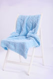 Όμορφη ξύλινη έδρα στο άσπρο υπόβαθρο Στοκ Εικόνες