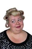 όμορφη ομορφιάς γυναίκα πορτρέτου φύσης ματιών makeup φυσική στοκ εικόνα