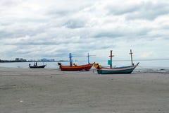 Όμορφη παραλία της Ταϊλάνδης Στοκ Εικόνες