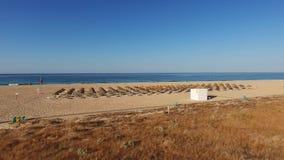 Όμορφη παραλία του Αλγκάρβε, Πορτογαλία φιλμ μικρού μήκους