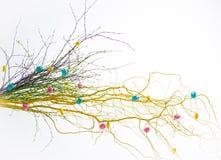 Όμορφη, παραδοσιακή διακόσμηση για το χρόνο Πάσχας Στοκ φωτογραφίες με δικαίωμα ελεύθερης χρήσης