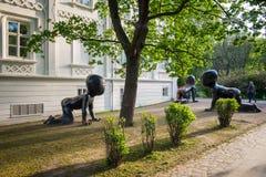 όμορφη παλαιά Πράγα Στοκ Φωτογραφίες