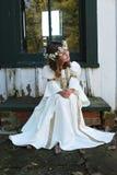 όμορφη πριγκήπισσα Στοκ Φωτογραφία