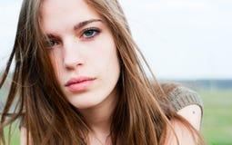 όμορφη προκλητική γυναίκα Στοκ φωτογραφία με δικαίωμα ελεύθερης χρήσης