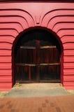 όμορφη πόρτα αψίδων παλαιά Στοκ φωτογραφία με δικαίωμα ελεύθερης χρήσης