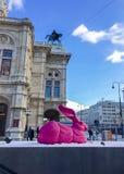 Όμορφη πόλη Βιέννη Στοκ φωτογραφία με δικαίωμα ελεύθερης χρήσης