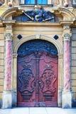Όμορφη πύλη σε Wroclaw, Πολωνία Στοκ φωτογραφία με δικαίωμα ελεύθερης χρήσης