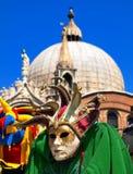 όμορφη σκηνή Βενετία πόλεων Στοκ εικόνες με δικαίωμα ελεύθερης χρήσης