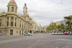 Όμορφη σκηνή στη Βαλένθια, Ισπανία στοκ φωτογραφία με δικαίωμα ελεύθερης χρήσης
