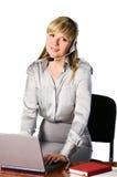 όμορφη υπηρεσία χειριστών &pi Στοκ φωτογραφίες με δικαίωμα ελεύθερης χρήσης