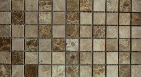 Όμορφη φυσική πέτρα μωσαϊκών Κεραμίδι Στοκ Εικόνες