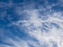 Όμορφη φύση με το cloudspace στοκ εικόνα με δικαίωμα ελεύθερης χρήσης