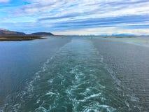 Όμορφη φύση στη βόρεια Νορβηγία Στοκ φωτογραφία με δικαίωμα ελεύθερης χρήσης