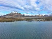 Όμορφη φύση στη βόρεια Νορβηγία Στοκ εικόνες με δικαίωμα ελεύθερης χρήσης