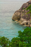 Όμορφη φύση της Ταϊλάνδης Στοκ Φωτογραφία