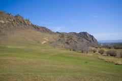 Όμορφη φύση Buryatia Στοκ Εικόνα