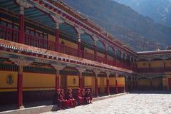 Όμορφη χειμερινή εποχή σε Leh Ladakh, Ινδία στοκ εικόνα με δικαίωμα ελεύθερης χρήσης