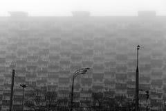 Όμορφη χτίζοντας πόλη Μόσχα Στοκ εικόνα με δικαίωμα ελεύθερης χρήσης