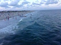 όμορφη ωκεάνια όψη Στοκ Εικόνες