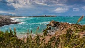 όμορφη όψη θάλασσας Στοκ φωτογραφίες με δικαίωμα ελεύθερης χρήσης