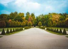 όμορφη όψη πάρκων Στοκ Εικόνες