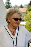 Όμορφη ώριμη γυναίκα Στοκ εικόνες με δικαίωμα ελεύθερης χρήσης