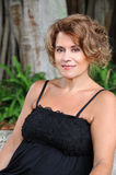 Όμορφη ώριμη γυναίκα Στοκ εικόνα με δικαίωμα ελεύθερης χρήσης